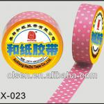 writable and printed paper tape
