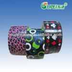 high quality custom printing PE cloth duct tape