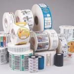 High quality adhesive sticker labels, custom all kinds of self-adhesive sticker for promotion