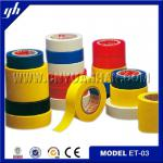 colorful pvc electrical insulation tape, wonder pvc electrical insulation tape