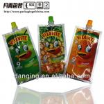 Chaoan Plasitc Packaging Pouch for Beverage, Soft&Leakproof
