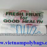 BOR-37 Vietnam fruit plastic bag on roll