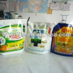 heavy duty fertilizer packaging bags with spout