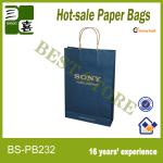Brown kraft paper bags wholesale for food with food paper bags