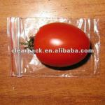 fruit reclosable zip lock bag