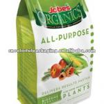 HOT! High Quality Jobes Plant Packaging Bag with side gusset