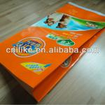 High quality pp woven laminated bag for adult dog food