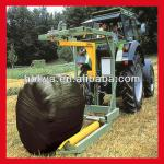 PE wrap stretch agriculture plastic black silage film