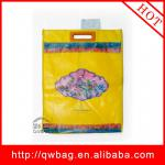 plastic handle 20kg pp woven bag for rice