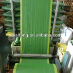 green color PP woven rolls