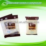 rice packing bags with zipper
