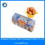 12 holes hot sale plastic egg containers