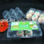 PET Egg tray container