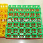 PET Egg Container/plastic egg tray/ duck tray 0086-18-5838059105