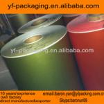 50gsm colored laminated Alu foil paper for food packing