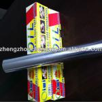 disposable household aluminum foil roll, kitching foil, food package foil