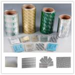 8011 with HSL and Primer pharmaceutical packaging aluminum blister foil