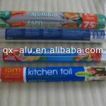 Household aluminium foil roll