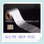 Aluminum PE laminated strip foil