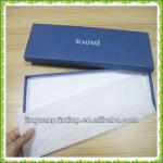 ties texture paper package box printed factory