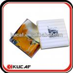 White Scarves Paper Box With Customized Logo