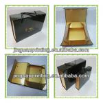 foldable paper boxes printing manufacture/luxury gold card folded paper box printing /fancy foldable paper box printing