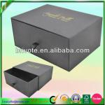 Glod foil cardboard shoe box wholesale/empty shoe boxes