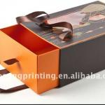 luxury drawer box for shoe packaging