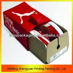 hot selling high quality shoe packaging box