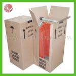 Corrugated high quality funiture design cardboard packing box