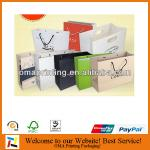 paper bag with custom logo
