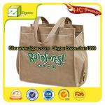 Widely used in cy industry and FTA certificate approved recyclable custom grocery bags