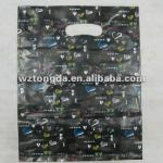 Full colorful Plastic packing bags(WZ0346)