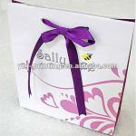 private logo luxury paper bag
