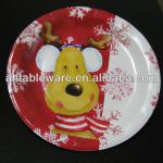 colorful disposable paper plates for party
