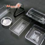 Bakery packaging containers