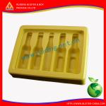 (For display or package,Clear or Colorful ,vaccum style ) plastic tray