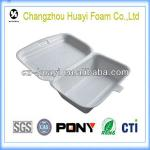eco-friendly plastic food grade disposable food container