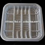 disposable plastic packing tray