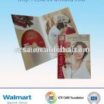 Printed/Customized Book and DVD(ISO certified)(china)