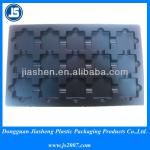 2014 Dongguan Custom Black Plastic Electronic PS ESD Tray