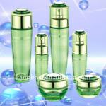 cosmetic glass packing bottle