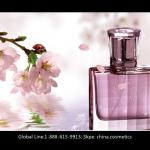 High End Polished Perfume Bottle