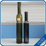 2014 375ml brown Glass Red Wine Bottles With Cork