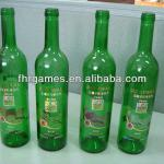 printed wine glass bottles