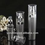 30ml 60ml 100ml 15g 30g 50g acrylic empty lotion bottles with pump and cream jars/cosmetic packing