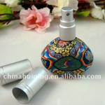 the wholesale empty perfume glass bottle design