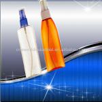 PET plastic bottle with pump sprayer