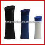 Good quality plastic shampoo bottle