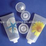PE Soft Extruded Plastic Cosmetic Tubes Packaging